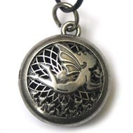Fairy Aromatherapy Necklace